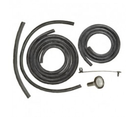 1966-1967 Chevelle Windshield Washer Hose Kit - Classic Muscle (280312)