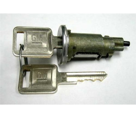 1968 Later Key - Classic Muscle (101-CL)