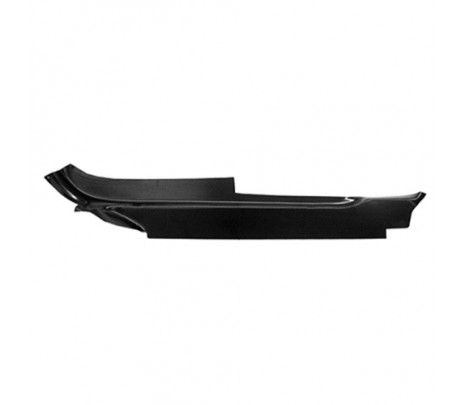 1973-87 C10 Cab Floor Outer Right Side (OVERSIZE ITEM) - Classic Muscle (TP091)