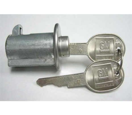 1958-1960 Later Key - Classic Muscle (168-CL)