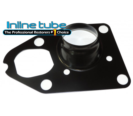 1964-66 Chevelle Column Seal Floor Plate with 4 Speed Trans - Classic Muscle (384315)