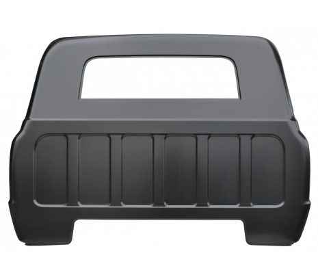 1967 C10 Full Cab Back Panel, Small Back Glass (TRUCK FREIGHT) - Classic Muscle (849117)