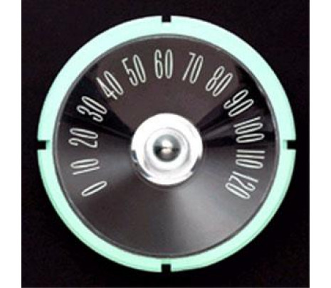 1959-1960 Speedometer MADE IN USA - Classic Muscle (1586270)
