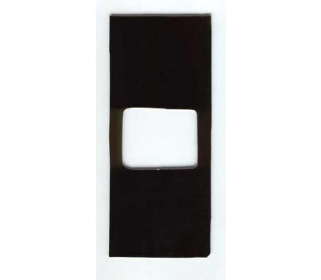 1968 M/T Shift Plate Plastic Slider - Classic Muscle (3929984)