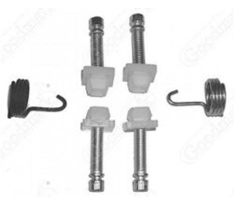 1968-74 Nova H/Lamp Adj Kit.Screws,Nuts,Springs - Classic Muscle (280521)