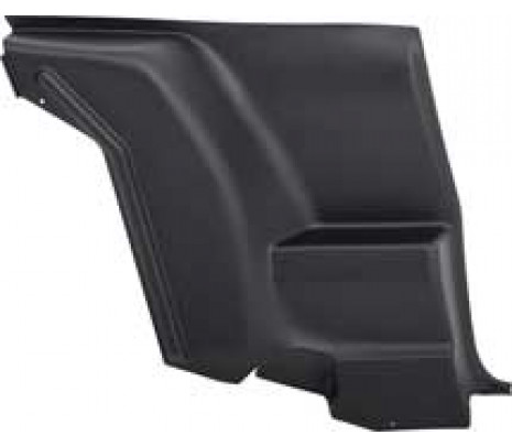 1972-1981 Camaro LH Qtr Inner Lower Trim Panel - Classic Muscle (1575R)