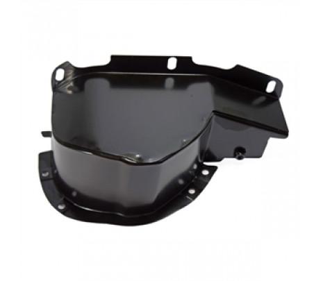 1962-65 Nova LH Metal Headlamp Guard (H/L Bucket Shield) - Classic Muscle (262SL)