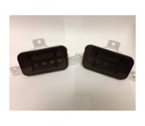 2010-2013 Oracle High Power SMD Reverse Lights (Tinted) - Classic Muscle (RP6101)