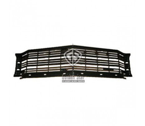 1972 Malibu/ El Camino Grille Black (paint grey for base model) - Classic Muscle (182R)