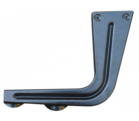1967-1972 Chevrolet and GMC stepside pickup bed step hanger, passenger's side - Classic Muscle (849188)