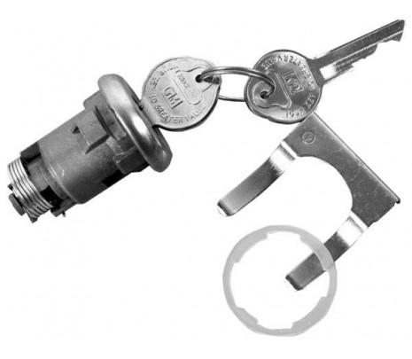 1968 Nova Original Key - Trunk Lock - Classic Muscle (112B-CL)