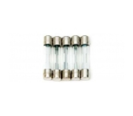 1957 Fuse Pack (5pcs) Correct Sizes - Classic Muscle (12761-128)