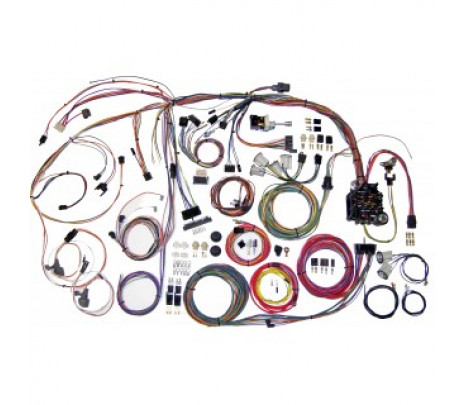 1970-72 Chevelle/El Camino Complete Update Wiring Harness Kit WIREKIT5 |  Classic MuscleClassic Muscle