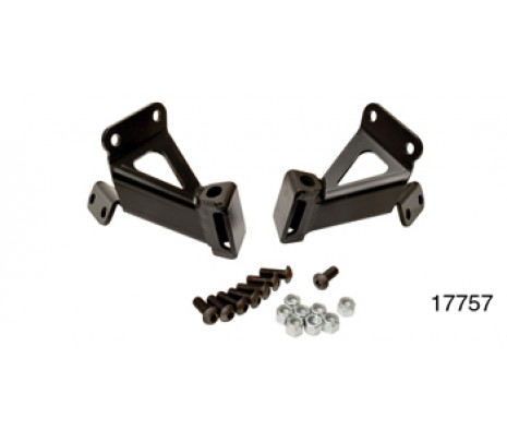 1955-1957 Chevy Engine Side Mount Conversion Kit, All Frames, BB or SB w/HEI, 3/4'' Forward - Classic Muscle (RP1222)