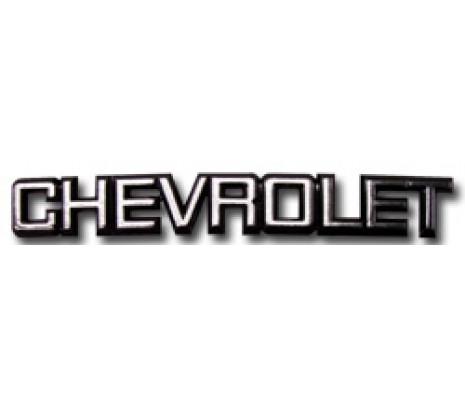 1981-87 C10 Tailgate Emblem (CHEVROLET) - Classic Muscle (8165014)