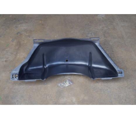 1955-1962 Belair/150/210 V8 Bell Housing Dust Shield (pan) - Classic Muscle (3704923)