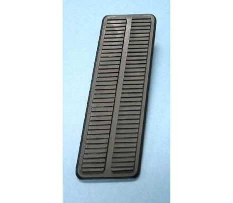 1967 Pedal Pad (correct steel backing) - Classic Muscle (3909978)