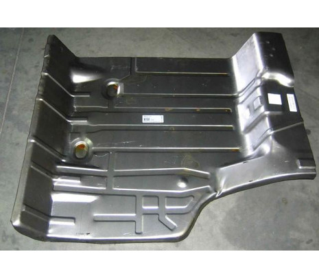 1968-1972 Chevelle LH Trunk Floor Section (Canada) (TRUCK FREIGHT) - Classic Muscle (9623791L)