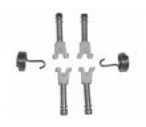 1967-68 C10 Headlamp adjuster screws, nuts, Springs (10 pcs) - Classic Muscle (280558)