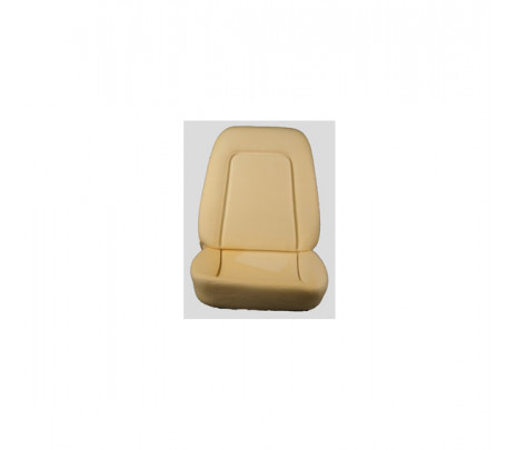 1969 Camaro Bucket Seat Foam w/Spring For Standard Interior (per seat) - Classic Muscle (102-AG)