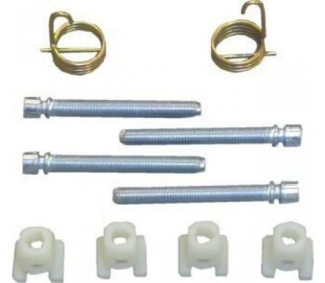 1969-72 C10 Headlamp adjusters, screws nuts (10 pcs) - Classic Muscle (280557)