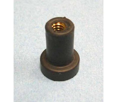 1964-1967 Regulator mounting Screws Nut/Grommet - Classic Muscle (2141GM)