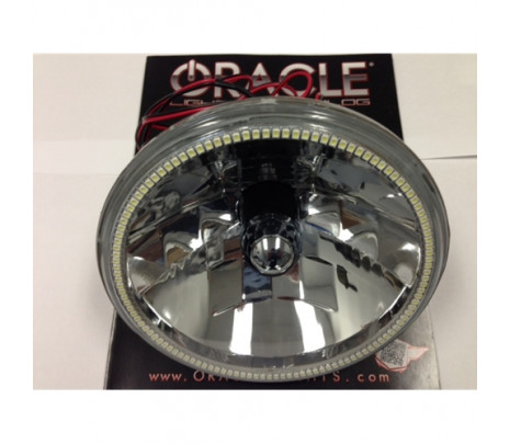 1967-1981 Oracle 7' Sealed Beam With White Halo - Classic Muscle (RP6110)