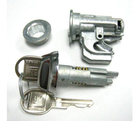 1970-1972 Later Key - Classic Muscle (120-CL)