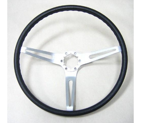 1969 NK1 Cushion Grip 3-Spoke Wheel 15 inch - Classic Muscle (3952700)