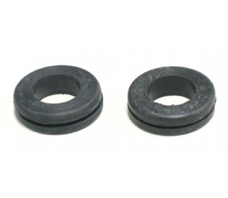 1957 Front Duct Drain Tube Grommets - Classic Muscle (3740792)