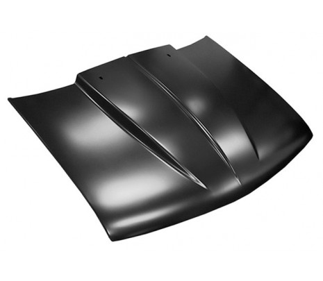 1994-2003 Chevy S-10 2nd Design Cowl Induction Hood (TRUCK FREIGHT) - Classic Muscle (0872-036)