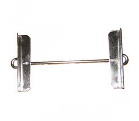 1960-1966 C10 Hold Down/Retainer - Stainless Steel - Classic Muscle (533308S)