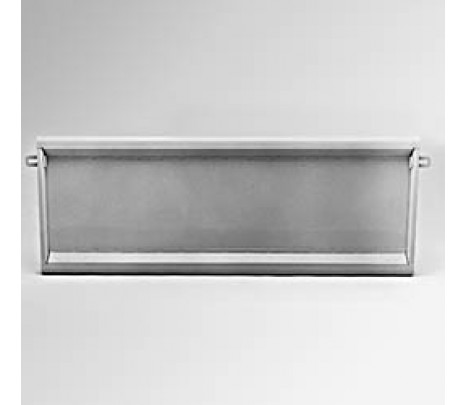 1954-1987 Stepside Tailgate (smooth) No Chevrolet Letters (OVERSIZE ITEM) - Classic Muscle (100640-M)