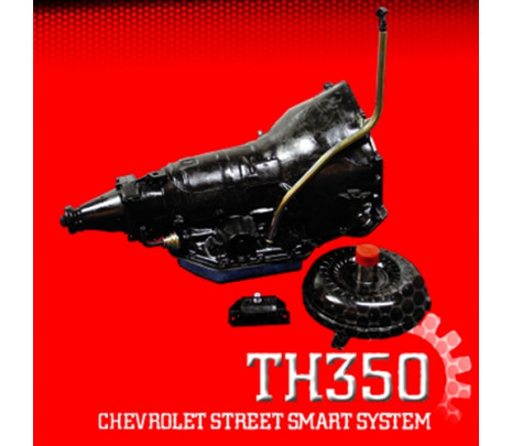 Turbo 350 Stage II Kit - Classic Muscle (PA35104)