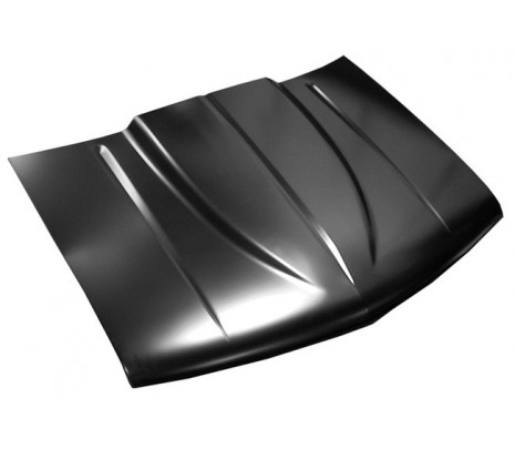 1988-98 Chevy Pickup 2nd Design Cowl Induction hood (TRUCK FREIGHT) - Classic Muscle (0852-036)
