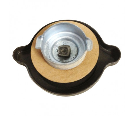 1967 Oil Cap with Smog or Optional Closed Ventilation (correct - black) - Classic Muscle (3856959)