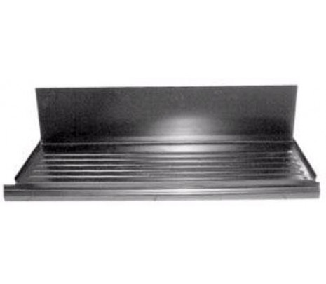1955-1959 GM Truck Rocker Panel with Sill (door step) RH (OVERSIZED ITEM) - Classic Muscle (3738208)