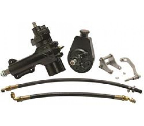 1955-57 Belair Power Steering Conversion Kit, (OVERSIZE ITEM) - Classic Muscle (105-158)