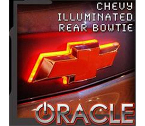 2010-2013 Camaro Illuminated Bowtie Emblem(RBG) - Classic Muscle (RP5248)