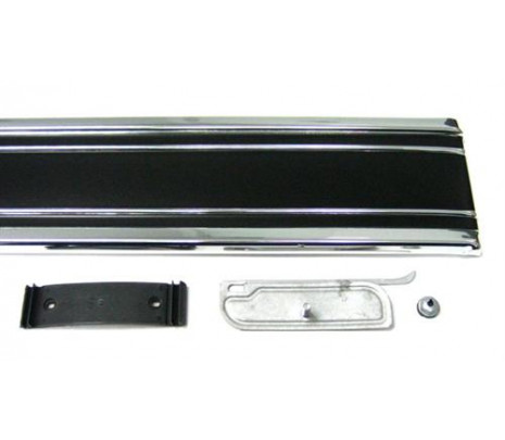 1971-1972 Front Bed (exc. Longhorn) LH - Classic Muscle (1707C)