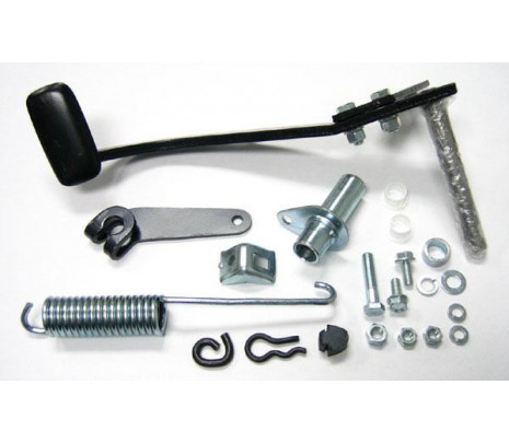 1955-1956 55-56 Clutch Pedal Assembly Kit (includes #'s 1, 1A, 1B, 1C, 1D, 3, 4, 4A, 4B, 4C, 4D, 5, 5A, 5B, 5C, 5D, 6, 6A, 6B, 18, 18A & 18B) - Classic Muscle (3708033)