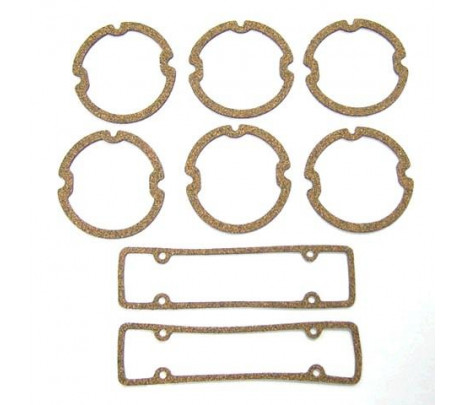 1961 Impala/Belair Lens Gasket Kit - Classic Muscle (2178-S)