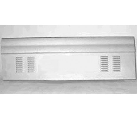 1967-1972 Fleetside Full Skin (louvered 4-row) - Classic Muscle (100767-M)