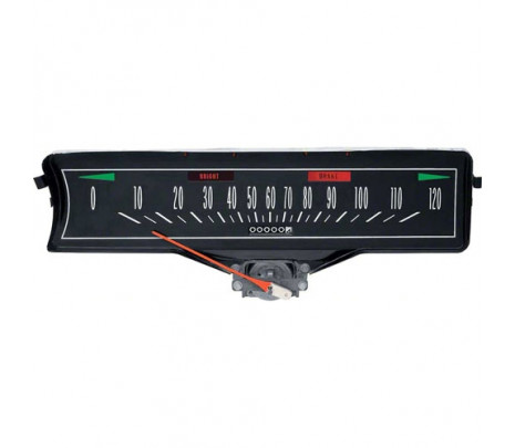 1965 Impala Speedometer - Classic Muscle (6408852)