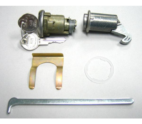 1962-1965 Original Key - Classic Muscle (164A-CL)