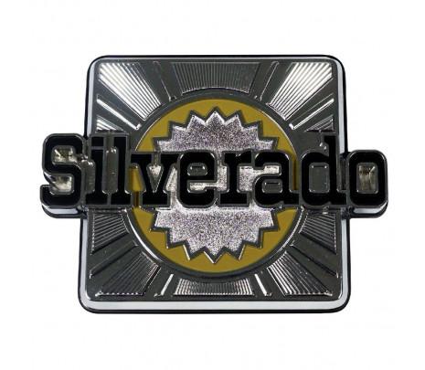 1980-88 Chevrolet Blazer Rear Body Side Emblems, Pair - Classic Muscle (990769)