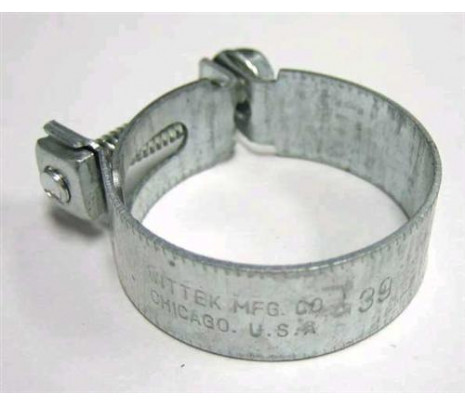 1965 Reservoir Hose Clamp - Classic Muscle (111608)