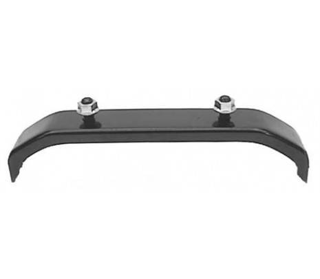 1967 Console to Floor Mounting Bracket with Stud Nuts - Classic Muscle (3893889)