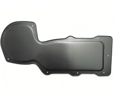 1968-72 Chevelle or 1967-69 Camaro Detroit Speed Heater Delete Plate - Classic Muscle (10902)