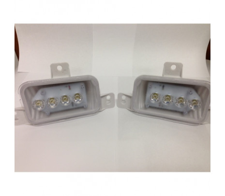2010-2013 Oracle High Power SMD Reverse Lights (Clear) - Classic Muscle (RP6100)